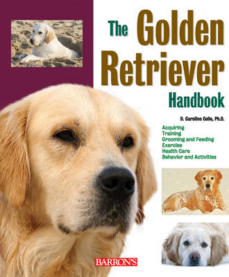 Golden Retriever Handbook - Pet Handbooks (Paperback)