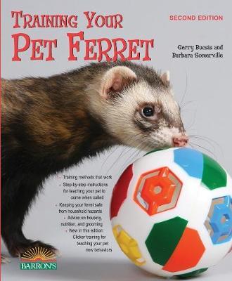 Training Your Pet Ferret (Paperback)