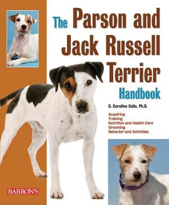 The Parson and Jack Russell Terrier Handbook - B.E.S. Pet Handbooks (Paperback)