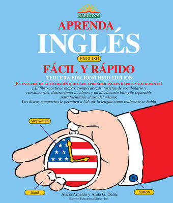 Aprenda Ingles Facil Y Rapido, Book: Learn English the Fast and Fun Way for Spanish Speakers (Paperback)