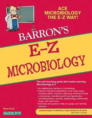 E-Z Microbiology - Barron's Easy Series (Paperback)