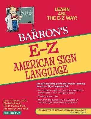 E-Z American Sign Language (Paperback)