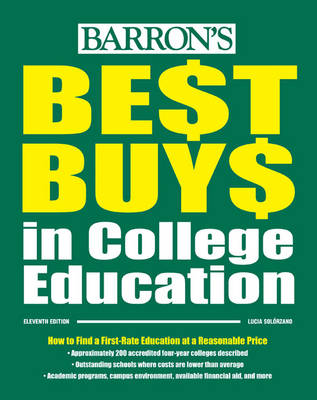 Best Buys in College Education (Paperback)
