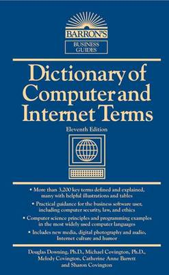 Dict. of Computer & Internet Terms (Paperback)