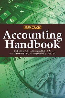 Accounting Handbook (Hardback)