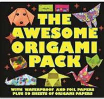 The Awesome Origami Pack (Hardback)