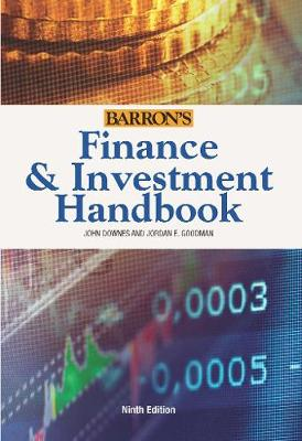 Finance and Investment Handbook (Hardback)