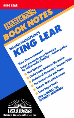 King Lear (Paperback)