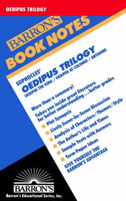 Oedipus Trilogy (Paperback)