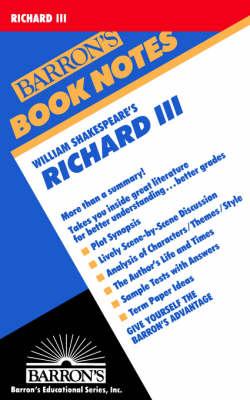 Richard III (Paperback)