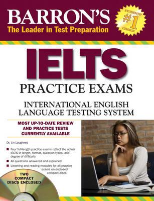 IELTS Practice Exams Book: International English Language Testing System