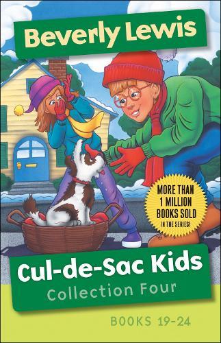 Cul-de-Sac Kids Collection Four: Books 19-24 (Paperback)