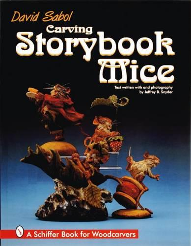 Carving Storybook Mice (Paperback)