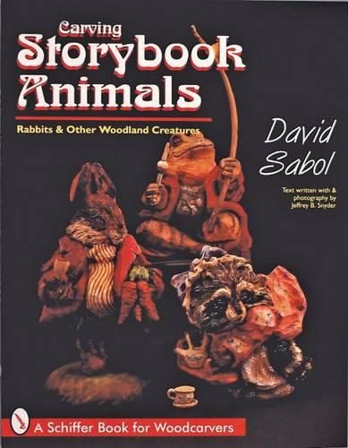 Storybook Animals: Rabbits and Other Woodland Creatures (Paperback)