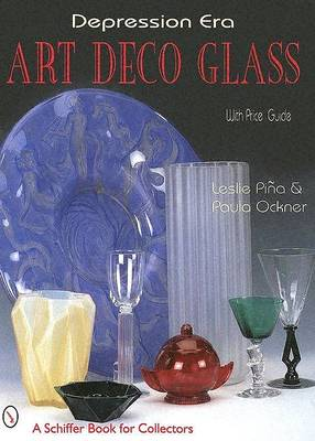 Depression Era Art Deco Glass (Hardback)