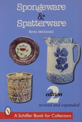 Spongeware and Spatterware (Paperback)