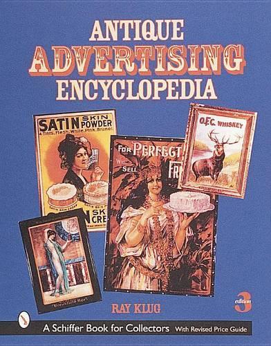 Antique Advertising Encycledia (Hardback)