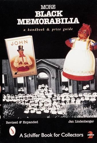 More Black Memorabilia: A Handbook and Price Guide (Paperback)