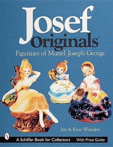 Jef Originals: Figurines of Muriel Jeph George (Paperback)