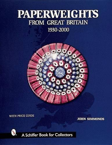 Paperweights from Great Britain (Hardback)