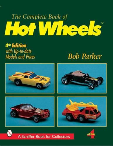 Complete Book of Hot Wheels (Paperback)