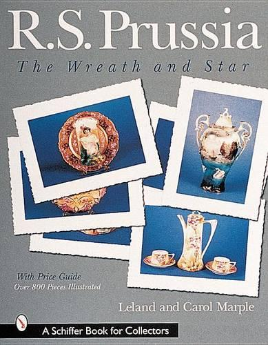 R.S. Prussia: The Wreath and Star (Paperback)