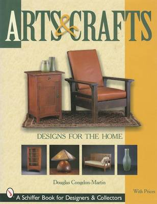 Arts and Crafts Designs for the Home (Hardback)