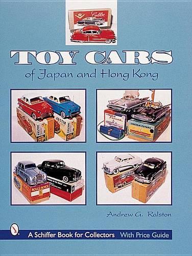 Toy Cars of Japan and Hong Kong (Hardback)
