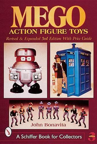 Mego Action Figure Toys (Paperback)