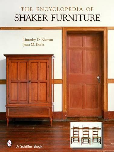Encyclopedia of Shaker Furniture (Hardback)