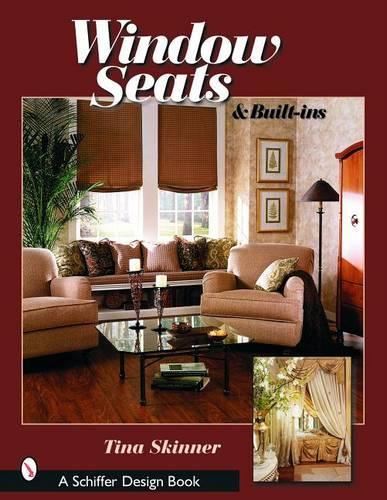 Window Seats and Built-Ins (Paperback)