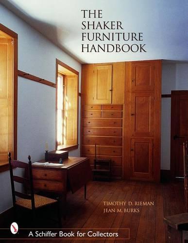 The Shaker Furniture Handbook (Paperback)
