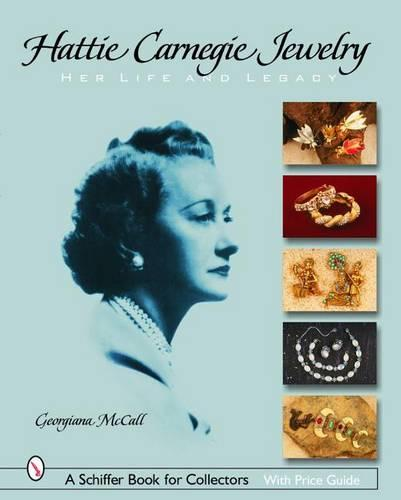 Hattie Carnegie Jewelry: Her Life and Legacy (Paperback)