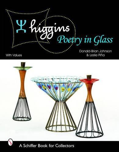 Higgins: Poetry in Glass (Hardback)