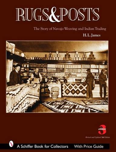 Rugs and Pts: the Story of Navajo Weaving and the Role of the Italian Trader (Paperback)