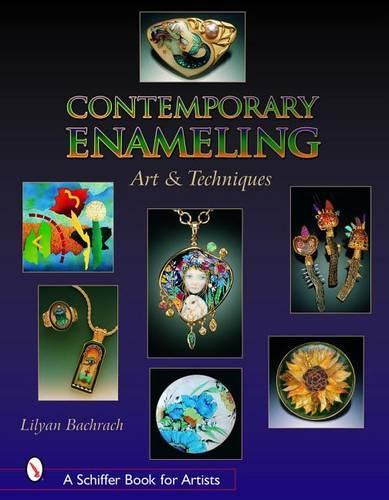 Contemporary Enameling: Art and Technique (Hardback)