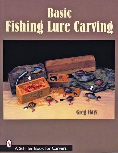 Basic Fishing Lure Carving (Paperback)
