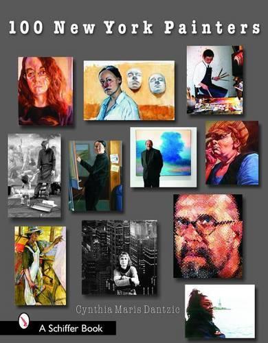100 New York Painters (Hardback)