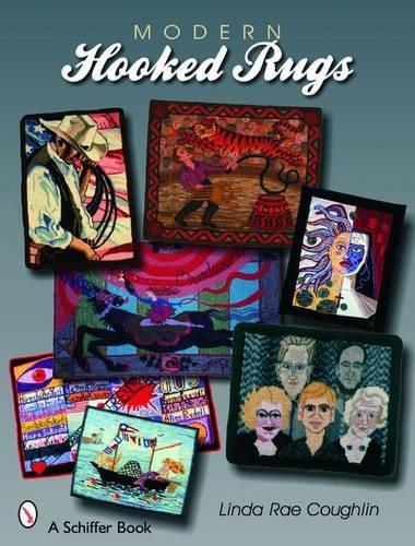 Modern Hooked Rugs (Paperback)