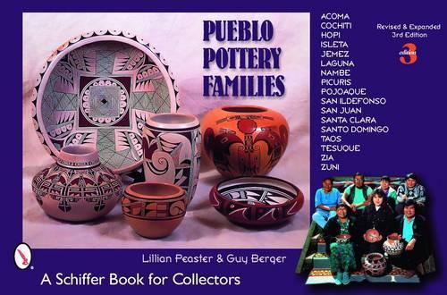 Pueblo Pottery Families (Paperback)