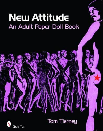 New Attitude: An Adult Paper Doll Book (Hardback)