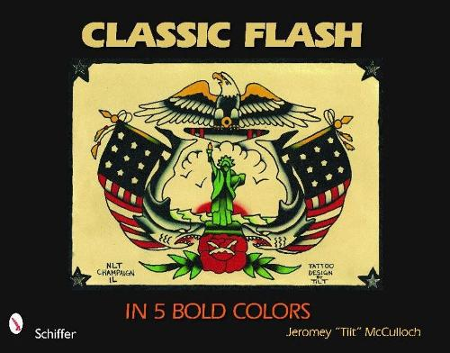 Classic Flash in Five Bold Colors (Paperback)
