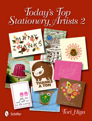 Today's Top Stationery Artists 2 (Paperback)
