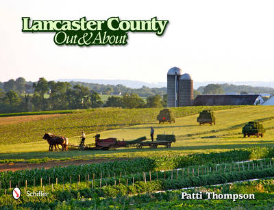 Lancaster County: Out and About: Out and About (Hardback)
