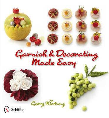 Garnish and Decorating Made Easy (Paperback)
