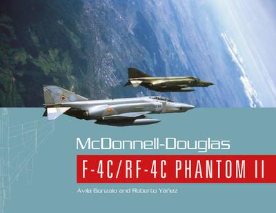McDonnell-Douglas F-4C/RF-4C Phantom II (Paperback)