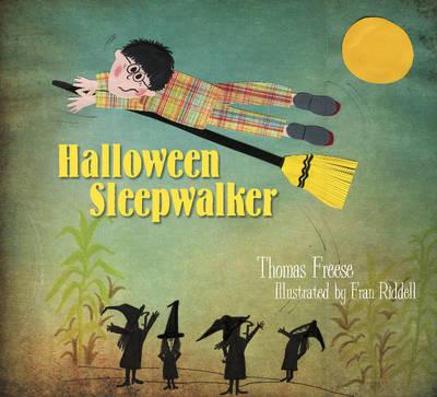 Halloween Sleepwalker (Hardback)