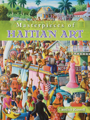 Masterpieces of Haitian Art (Hardback)