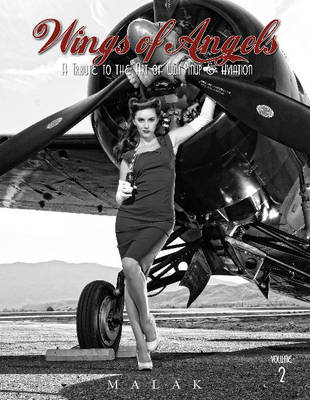 Wings of Angels: A Tribute to the Art of World War II Pinup and Aviation Vol 2 (Hardback)