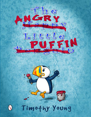 Angry Little Puffin (Hardback)
